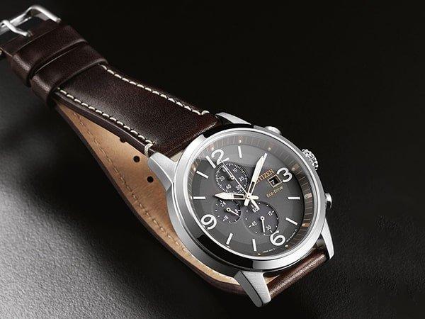 Technologie jutra w męskich zegarkach Citizen