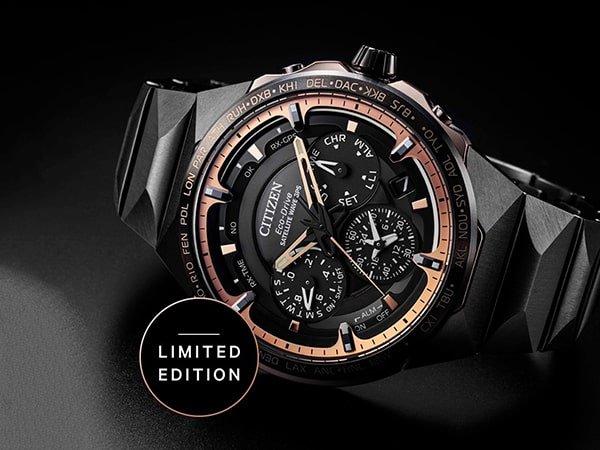 Zegarki Citizen męskie - dokładnie tam, gdzie Ty