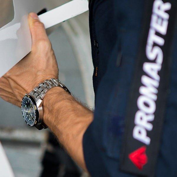 Zapięcie zegarków Citizen na bransolecie dla kazdego