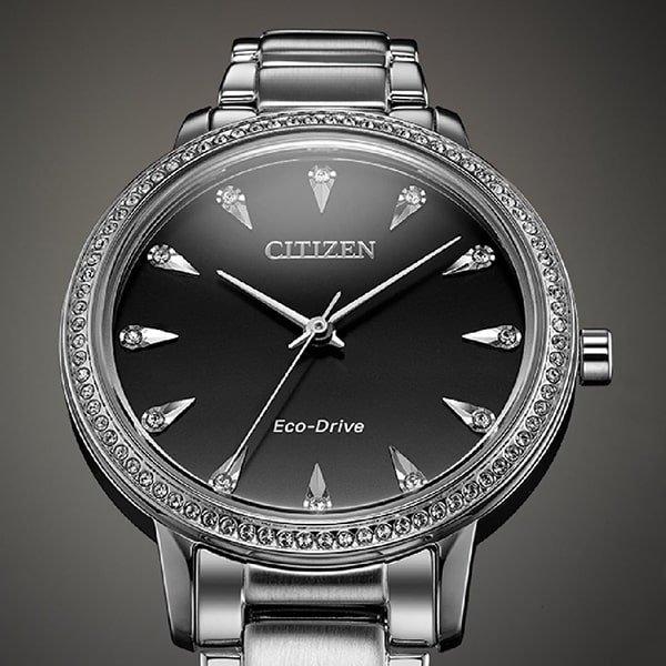 Zegarki Citizen na bransolecie klasycznej