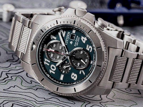 Zegarki Citizen w obniżonej cenie