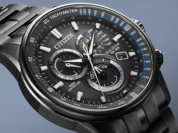 Niezawodne technologie w przecenionych zegarkach Citizen