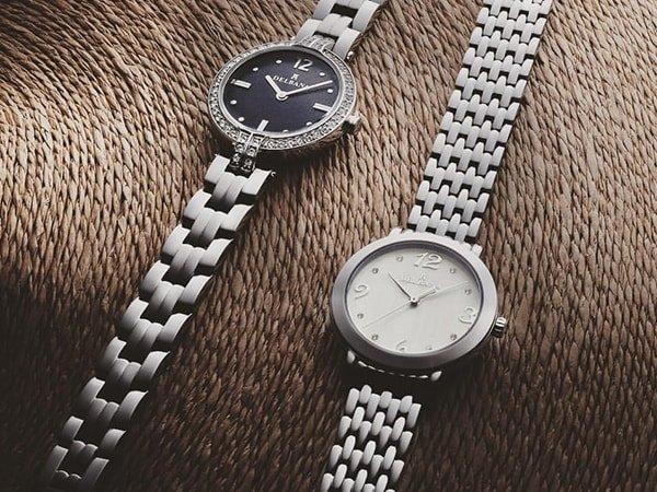 Piekne zegarki Delbana dla każdej kobiety