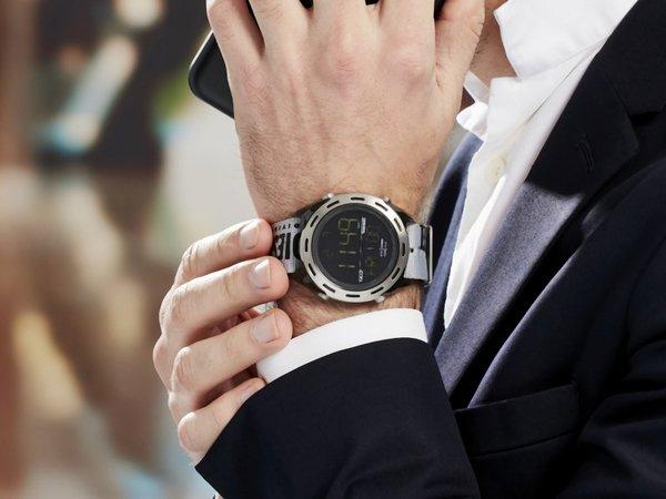 industrialny zegarek Diesel