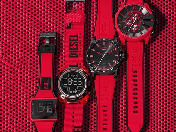 Zegarki Diesel to bez wątpienia propozycja, która ucieszy miłośników nowoczesnej stylistyki z nutką retro.