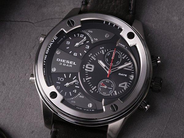 Wyjątkowa propozycja dla mężczyzn czyli zegarek Diesel Boltdown
