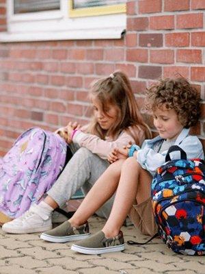 Żywiołowe smartwatche Garett dla dzieci