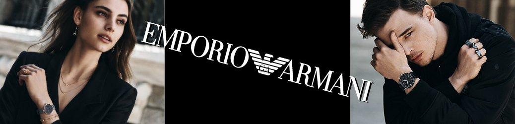 Zegarki Emporio Armani