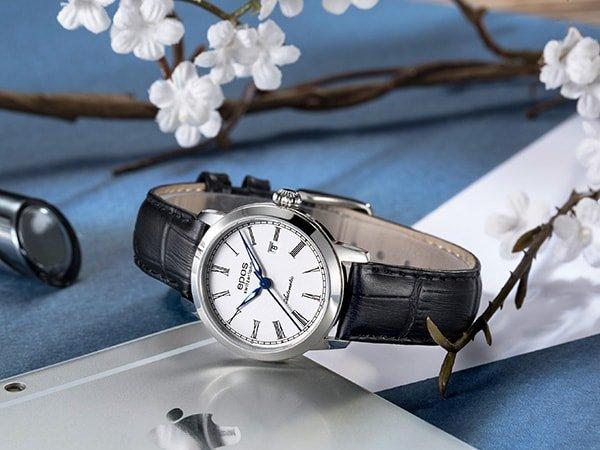 Elegancki, damski zegarek Epos.