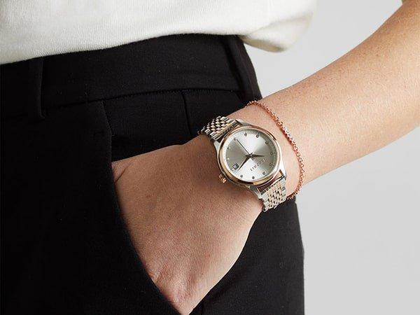 Wyjątkowa elegancja w damskich zegarkach Esprit