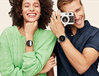 Smartwatche marki Fossil Q 5 generacji jeszcze bardziej Smart!
