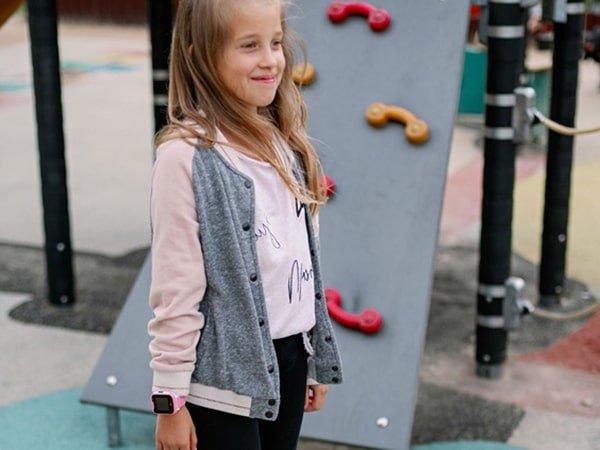 Zabawa i bezpieczeństwo z smartwatch Garett dla dzieci