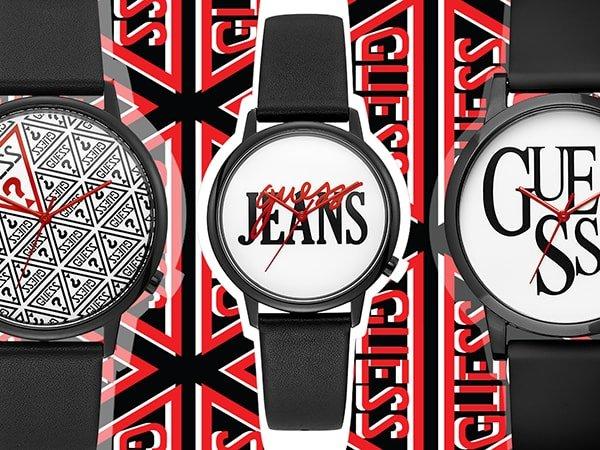 Wysokiej jakości zegarki Guess Originals dla każdego!