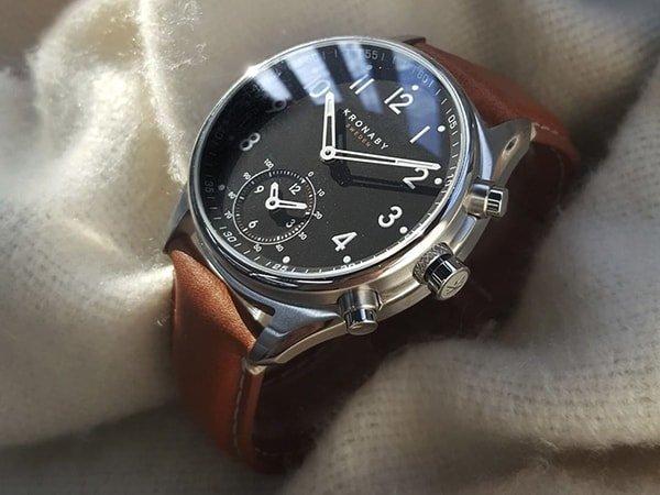 Stylowy zegarek Kronaby Apex