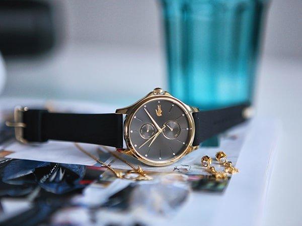 Zegarki Lacoste na pasku z tworzywa sztucznego