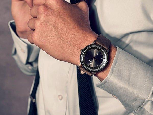 Męskie zegarki Bisset na co dzień