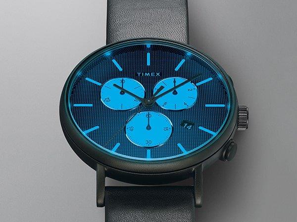 Męskie zegarki Timex - sprawdzone i eleganckie