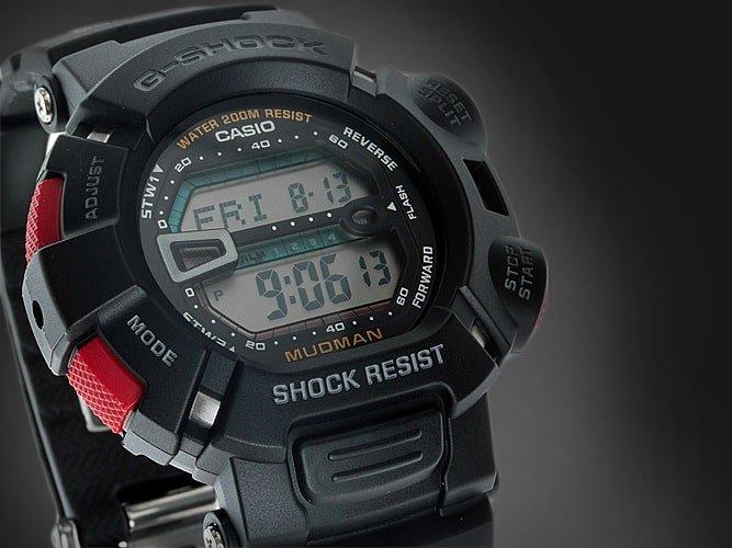 Zegarek, który można umyć