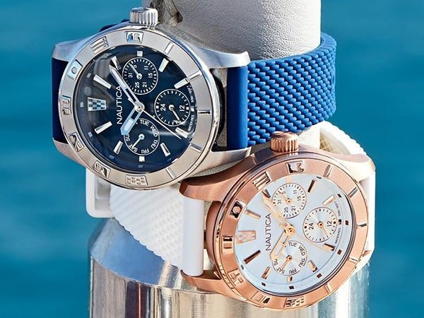 Damskie zegarki Nautica