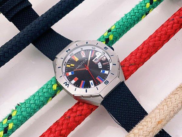 Wodne inspiracje zegarków Nautica męskich