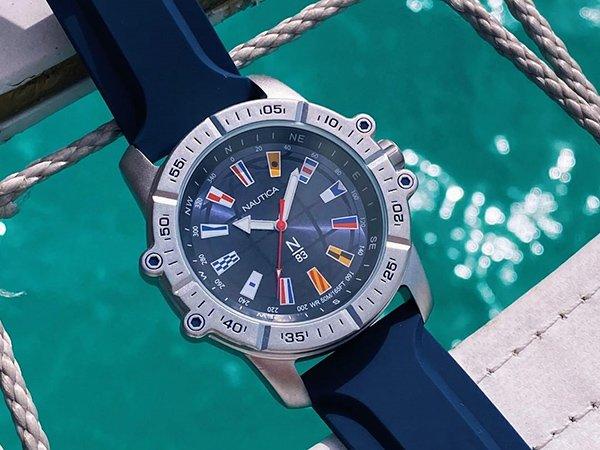 Męskie zegarki Nautica — specyfikacja techniczna
