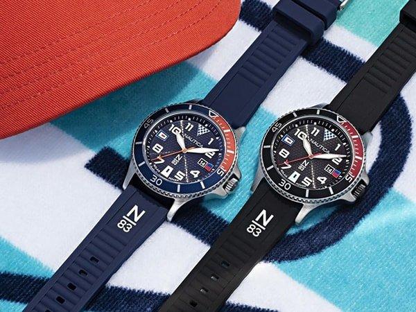 Zegarki Nautica N83 na każdą okazję