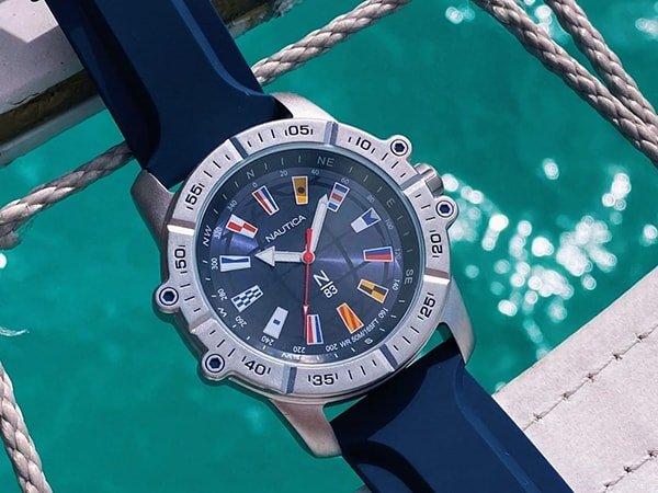 Letnie zegarki Nautica N-83