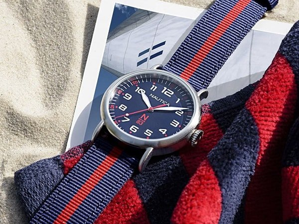 Letnie zegarki Nautica N-83 dla każdego