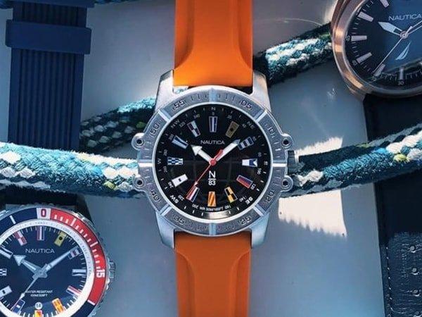Stylowe zegarki Nautica N83