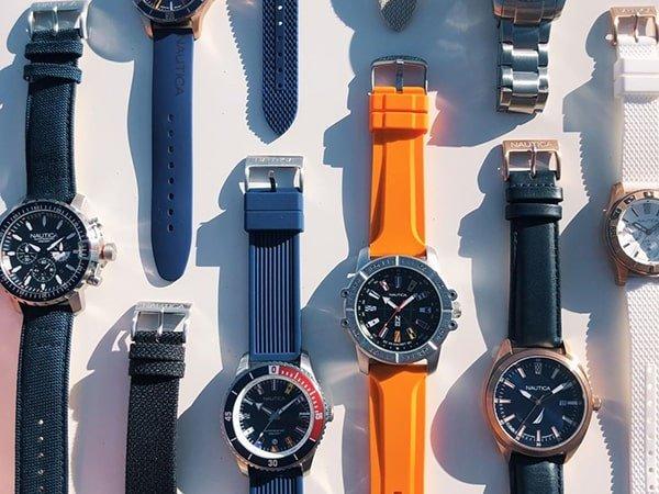 Niezwykły design zegarków Nautica