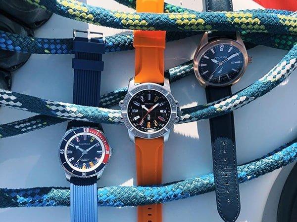 Komu dedykowane są zegarki Nautica?