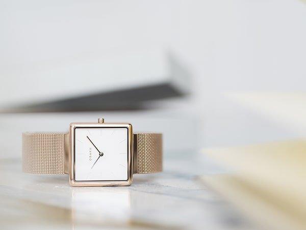 Zegarki Obaku damskie - piękno prostoty