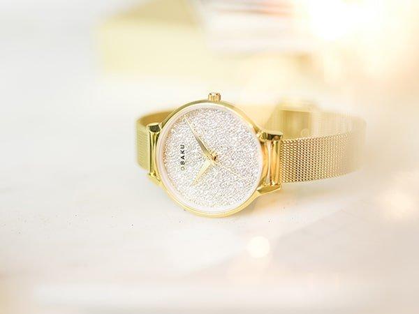 Zegarki Obaku damskie — codzienna elegancja