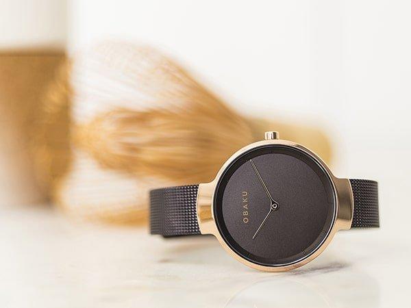 Niezawodny minimalizm zegarków damskich Obaku
