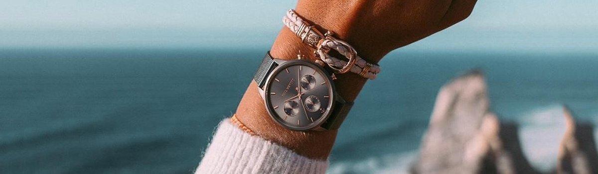 Zegarki Paul Hewitt na bransolecie