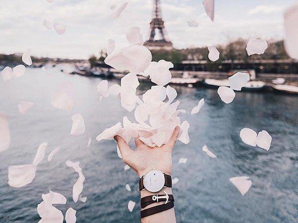 Pasku NATO i perlon w sportowo-miejskim stylu zegarków Paul Hewitt
