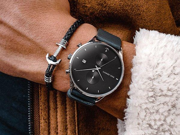 Zegarki Paul Hewitt na pasku – co najbardziej do Ciebie pasuje?