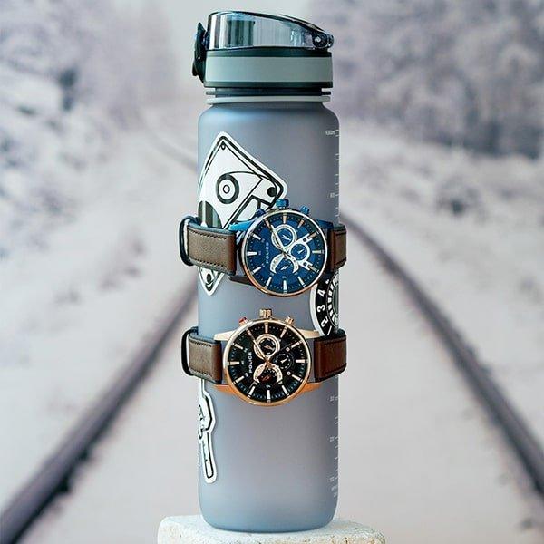 Rodzaje zegarków Police na różnych paskach