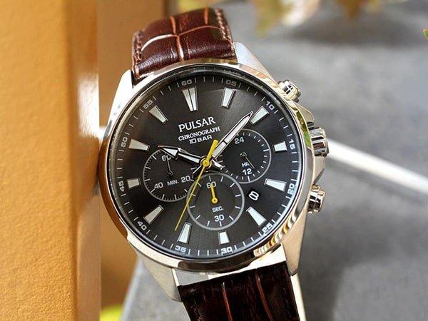 Zegarki Pulsar męskie na co dzień