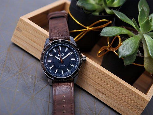 Japońskie know-how zegarków marki Q&Q męskich
