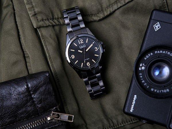 Japońskie know-how zegarków Q&Q męskich