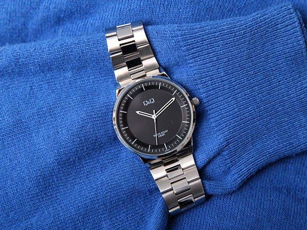 Eleganckie zegarki Q&Q męskie