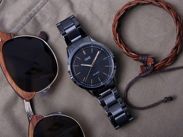Męski zegarek Q&Q idealną propozycją na co dzień