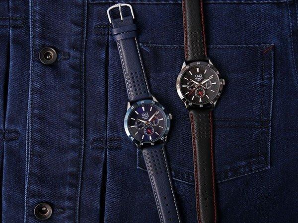 Męski zegarek Q&Q super propozycją na co dzień