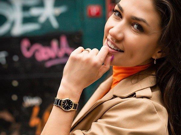 Elegancka prostota zegarków Roamer damskich