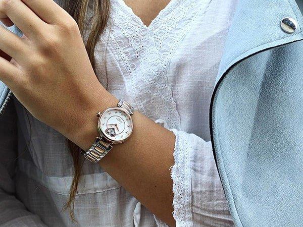Zegarki damskie Roamer - dbałość o każdy szczegół wykonania