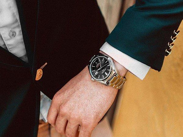 Najwyższa jakość wykonania zegarków Roamer męskich