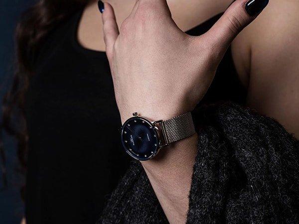 Rodzaje zegarków Rubicon na bransolecie
