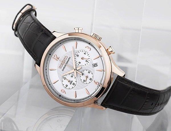 Zegarki Seiko z chronografem — mistrzowska precyzja i innowacyjna technologia.
