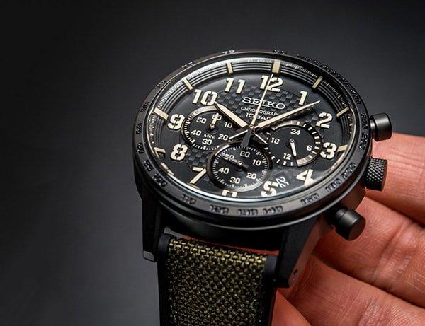 Czym jest chronograf w zegarku?